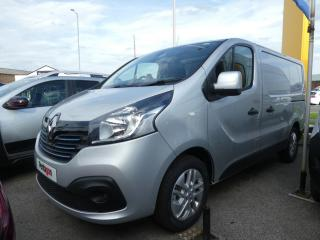 Renault Trafic, 9999 miles, £16495