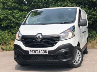 Renault Trafic, 9999 miles, £13995