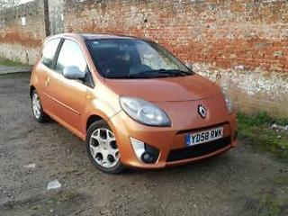 RENAULT TWINGO 1.2 GT TCE 100 2008 58