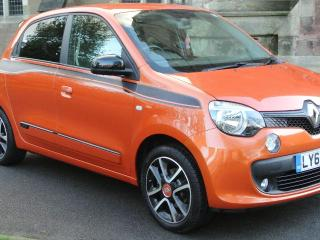 RENAULT TWINGO TCE DYNAMIC 5,000 MILES ONLY