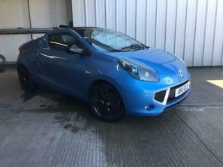 Renault Wind Roadster 1.2TCe 100 2011 GT Line 9 SERVICES
