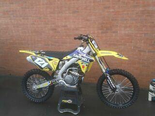 Rmz 250 2017 6.8 hours from new