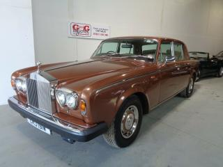 ROLLS ROYCE SHADOW 2 51,000 MILES 20 ROLLS MAIN AGENT SERVICES 1 OWNER !