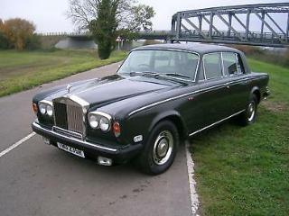Rolls Royce Shadow II 6.75L V8 Mark 2 Luxury Classic Car