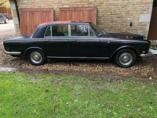 Rolls Royce Silver Shadow I 1970 Readvertised due to time waster