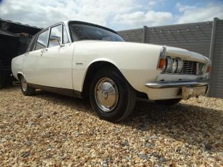 Rover 2000 SC manual genuine 44000 miles from new Saloon 1969, 44000 miles, £5450
