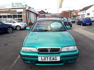 Rover 216 Coupe Automatic From £2,495 + Retail Package 216 Coupe Automatic From £2,495 + Retail Package Coupe 1994, 74000 miles, £2495