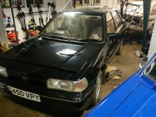 Rover 216 Vitesse Efi SD3 please read CAREFULLY, make me a sensible offer UPDATE