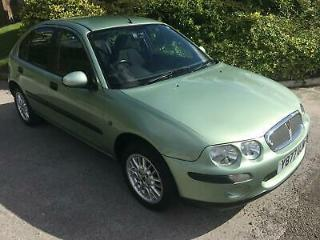 Rover 25 1.4i IMPRESSION 5 DR, 01/Y REG, 51K MILES, MOT MARCH 2020, SUPERB