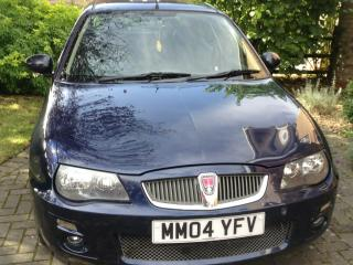 Rover 25 1.6 16V 2004 Very Low Mileage Priced to Sell Good Condition