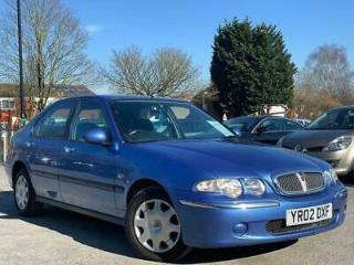 ROVER 45 2.0 TD IMPRESSION S, WOW 55K MILES + 15 DEALER SERVICES + CAMBELT DONE