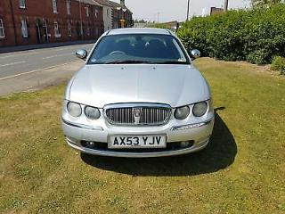 Rover 75 1.8T Club SE Low mileage PX Swap Stunning example