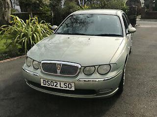 ROVER 75 2.0 CDT CLASSIC AUTOMATIC