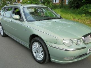 ROVER 75 2.0 CDTi CLUB SE AUTOMATIC TOURER [ESTATE] 2002 02 REG