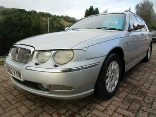 Rover 75 Connoisseur Se Cdt Estate 2.0 Automatic Diesel