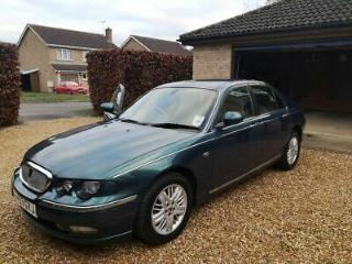 Rover 75 diesel automatic 53 plate