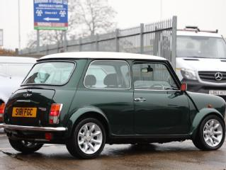 ROVER MINI COOPER 1275 INJECTION 60K MILES