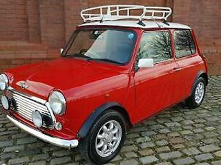 ROVER MINI COOPER 1300 AUTOMATIC * LOW MILEAGE * MONTE CARLO ROOF RACK