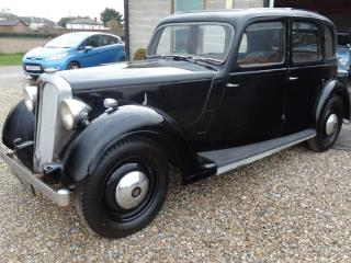 Rover P2 12 [restoration project, running and stoping ] Saloon 1947, 22000 miles, £4500
