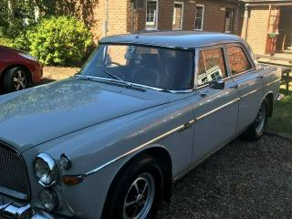 ROVER P5B SALOON LOVELY CONDITION