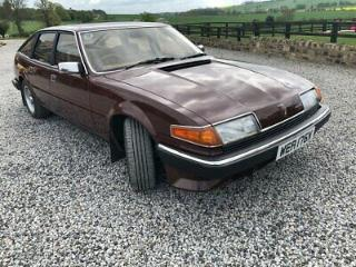 Rover SD1 2600s Early Series 2 Model Excellent Condition