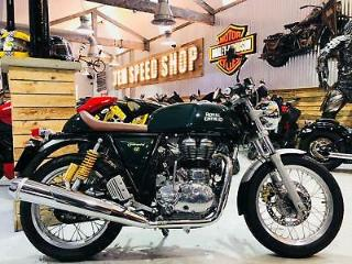 Royal Enfield Continental GT 2017 67 Finance from £75 pcm