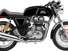 Royal Enfield Continental GT 535 Euro 4. Black. Brand New. Last One