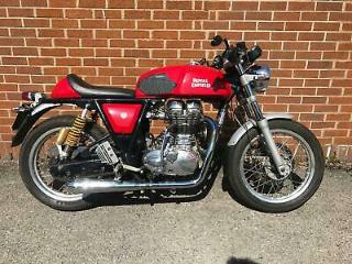 ROYAL ENFIELD CONTINENTAL GT 535cc 2015 To view 01937 834040 07785 977722