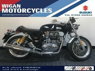 Royal Enfield Continental GT 535cc. Find Your Cafe