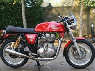 ROYAL ENFIELD CONTINENTAL GT ACE CAFE SPECIAL 535 CC ROYAL ENFIELD CONTINENTAL
