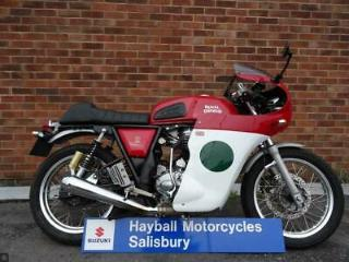PRICE DROP! ROYAL ENFIELD CONTINENTAL GT. Custom. one off special