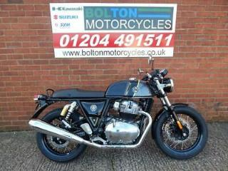 ROYAL ENFIELD GT CONTINENTAL 650 MOTORCYCLE