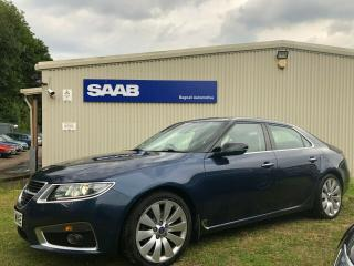saab 2011 NG 9 5 TTID Aero Manual 42,000 miles Fjord Blue Rare low mileage