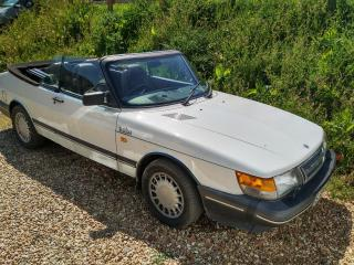 Saab 900 Classic Full Power Turbo Convertible