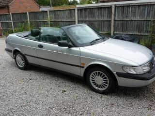 Saab 900 S Convertable low mileage
