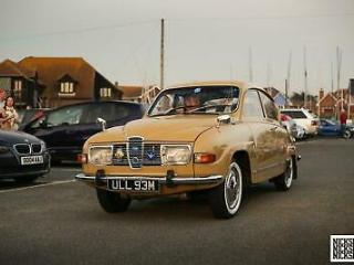 Saab 96 v4 classic retro car rare to find.px possible