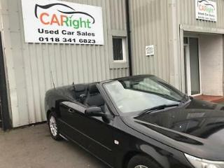 Saab 9 3 1.9TTiD CONVERTIBLE 160ps 2011MY Linear SE
