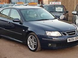 Saab 9 3 Vector Sport 1.9TiD 150bhp Warranty & delivery available Px welcome