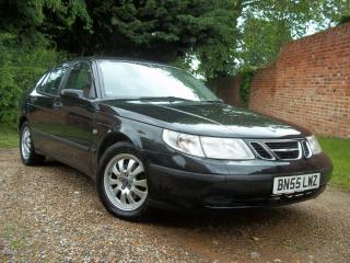 Saab 9 5 2.0t Linear Saloon Manual, Part Ex To Clear