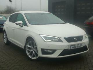 SEAT 1.4 ECOTSI 150PS FR 5DR TECHNOLOGY PACK WHITE