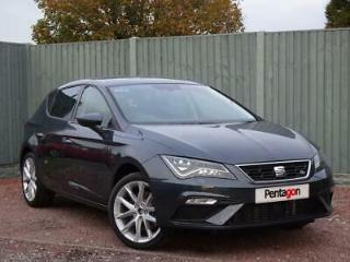 SEAT 1.5 TSI EVO 150PS FR SPORT 5DR AUTO MAGNETIC GRE