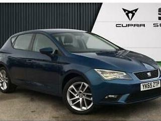 SEAT 1.6 TDI 110PS SE 5DR INC TECHNOLOGY PACK APOLLO