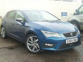 SEAT 2.0 TDI 184PS FR 5DR DSG TECHNOLOGY PACK AUTO BL