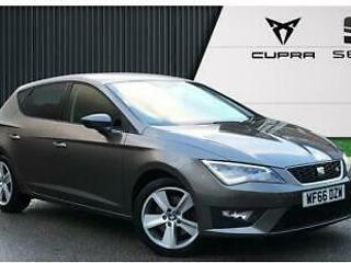 SEAT 2.0 TDI 184PS FR 5DR TECHNOLOGY PACK GREY