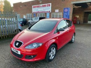 Seat Altea 1.9TDI 2007MY Reference