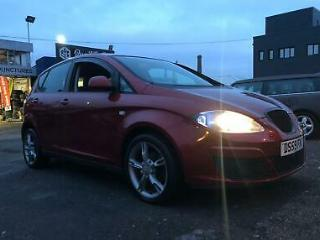 Seat Altea 1.9TDI 2010 59 LONG MOT ECONOMICAL