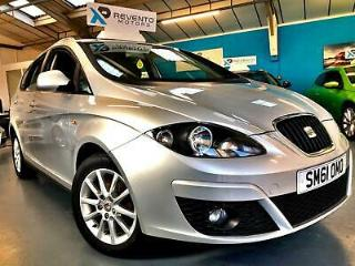 SEAT ALTEA XL 1.6 TDI ECOMOTIVE CR SE 5DR 2012 Diesel Manual in Silver