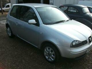 Seat Arosa 1.0 8v 2004MY S CHEAP CAR PART EXCHANGE TO CLEAR