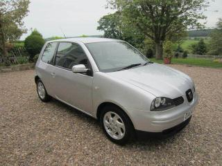 SEAT AROSA *S* 1100cc ONE LADY OWNER, 55,000 miles, SERVICE HISTORY, YEARS MOT