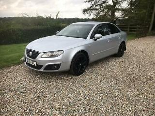 Seat Exeo 2.0TDI DPF 143p SE Tech,2011 diesel saloon,Leather,Nav.Same as A4